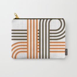 Ribbon Crossing Carry-All Pouch