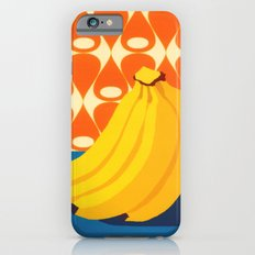 Fruit with Wallpaper (banana) iPhone 6s Slim Case