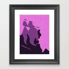 Ged Framed Art Print