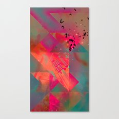 twtyl flyyt Canvas Print