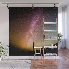 Under the sky Wall Mural