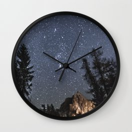 Orion | Nature and Landscape Photography Wall Clock