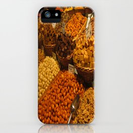 Nuts iPhone Case