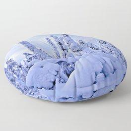 The winter wonderland II Floor Pillow
