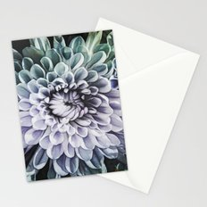 Blue Mums Stationery Cards
