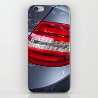 mercedes iPhone & iPod Skins featuring Mercedes-Benz C 180 Coupé Sport by Mauricio Santana