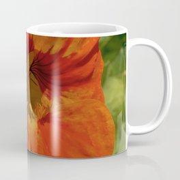 Glorious Nasturtium Coffee Mug