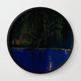 Simon Carter Painting Room 139 Wall Clock