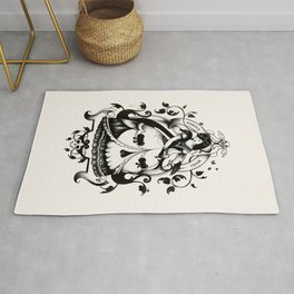 Mrs. Death II Rug