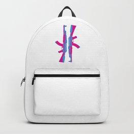 Neon AK-47 Backpack