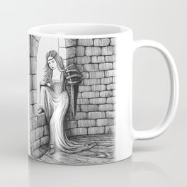 Princess Selfie Coffee Mug