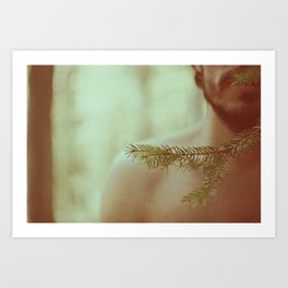 Our nature Art Print