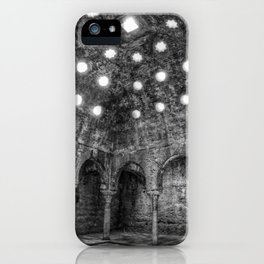 Luces y sombras iPhone Case