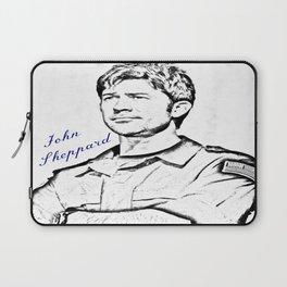 John Sheppard Laptop Sleeve