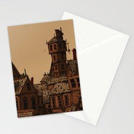 Cityscape No. 1 Stationery Cards