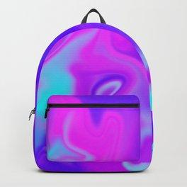 Neon Tye Dye Backpack