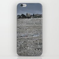 palestine iPhone & iPod Skins featuring Jerusalem Palestine by Sanchez Grande
