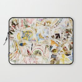 Mosaic of Barcelona XIX Laptop Sleeve