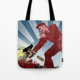 King Too Tote Bag