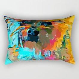 Shih Tzu 3 Rectangular Pillow