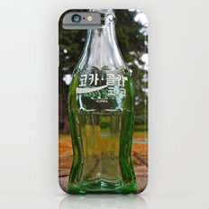 Korean cola bottle (코카콜라) Slim Case iPhone 6s