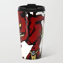 Demon and Dwarf Color Travel Mug