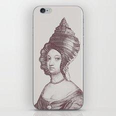 Haute Coiffure  /#6 iPhone & iPod Skin