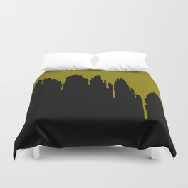 Dripping Potion Duvet Cover