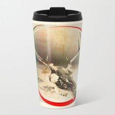 Coffee Will Stain Your Teeth Metal Travel Mug