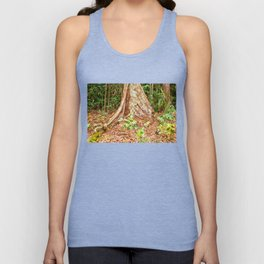 A firm grip on mother earth Unisex Tank Top