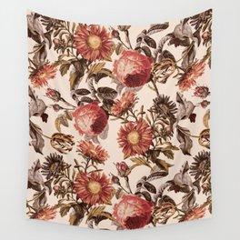 Vintage Garden VI Wall Tapestry
