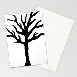 Tentacion tribute tree. Stationery Cards