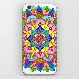 skyflower 5 iPhone Skin