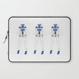 Girl R2-D2 Laptop Sleeve