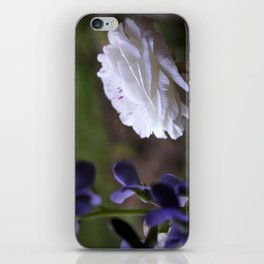 An Elegant Conversation iPhone Skin