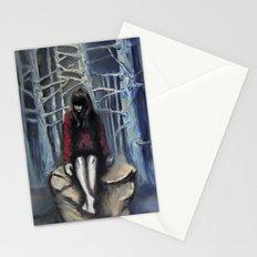Girl #3 Stationery Cards