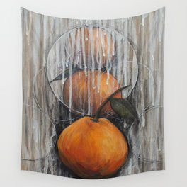 Tangerines Wall Tapestry