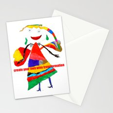 fly with me... Stationery Cards