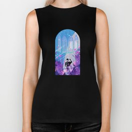 Trapped in this Dream Biker Tank