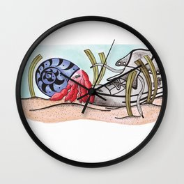 Sid looking for a home Wall Clock