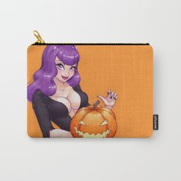October's Lady Carry-All Pouch