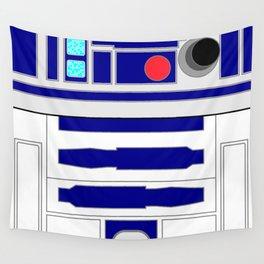R2-D2 - Minimal Wall Tapestry