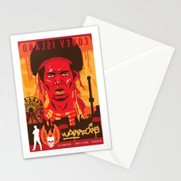 THE WARRIORS :: THE WARRIORS Stationery Cards