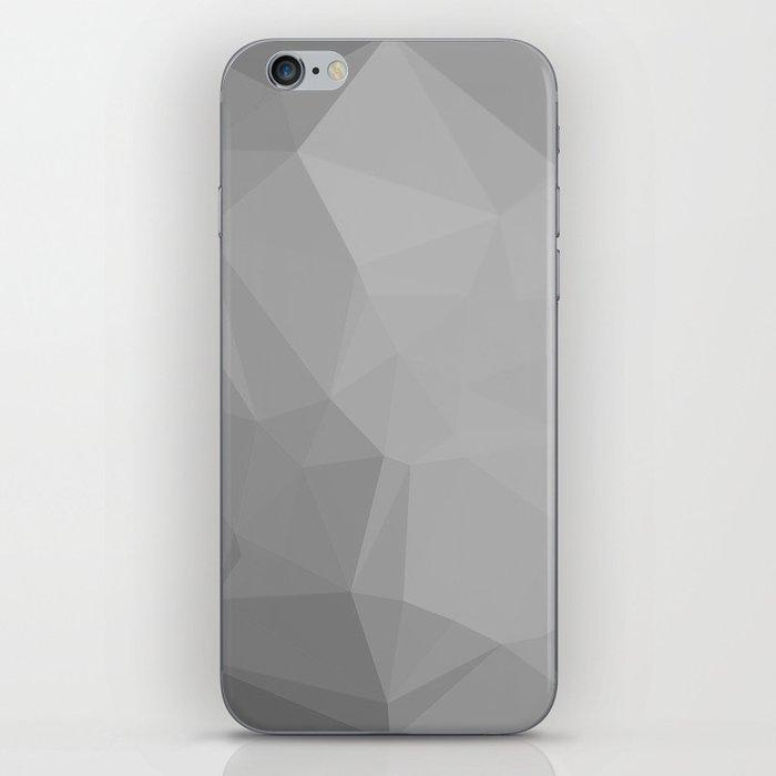 Gray iPhone Skin