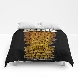 Beers types Comforters