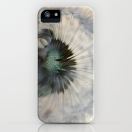 Macro World iPhone Case