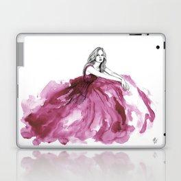 Gown Pink Laptop & iPad Skin