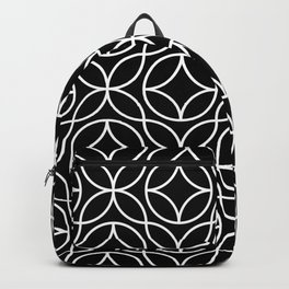 Noughts&CrossesB&W Backpack
