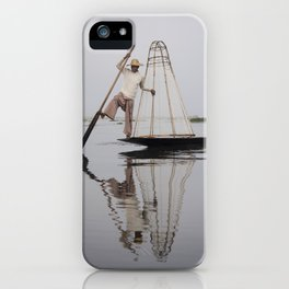 A WATER BALLET iPhone Case