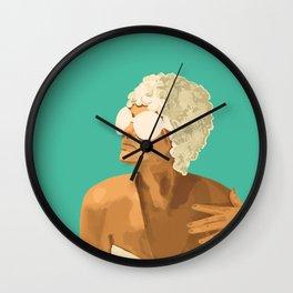 Beach Me Wall Clock